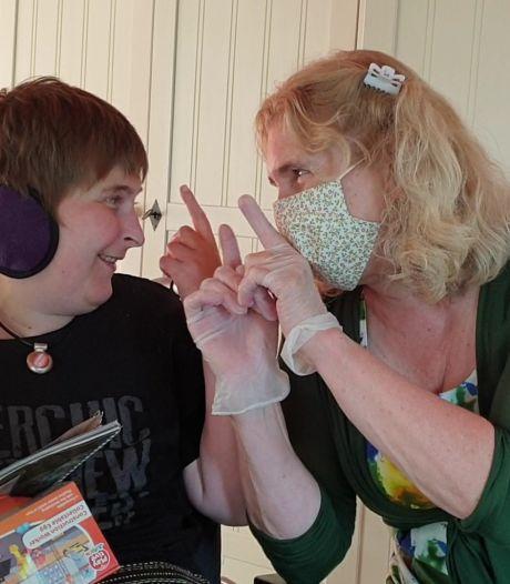Inger zag na maanden gehandicapte Rosan weer: 'Ik moest mijn eigen dochter ontlopen'