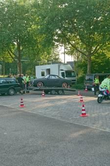 19 voertuigen in beslag genomen bij grote verkeerscontrole Doetinchem