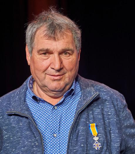 Cor Opheij uit Boerdonk krijgt koninklijke onderscheiding