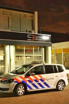 Gewapende overval op cafetaria Lindeplein in Eersel