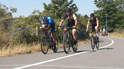 In april was hij geveld door het coronavirus, nu klom Kristof Declerck 537 keer de hoogste duin van het land en plant hij een fietstocht van 1000 kilometer door Vlaanderen