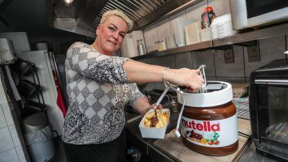 """Noëlla serveert frieten met ... Nutella: """"Een brug te ver"""", reageert Frietmuseum"""