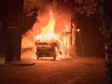 Gemist? Alwéér brandstichting in Deventer. En: doelwit liquidatiepoging Zwolle is een bekende van de politie