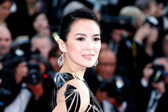 Actrice Zhang Ziyi heeft geen goed woord over voor de filmpjes van D&G.