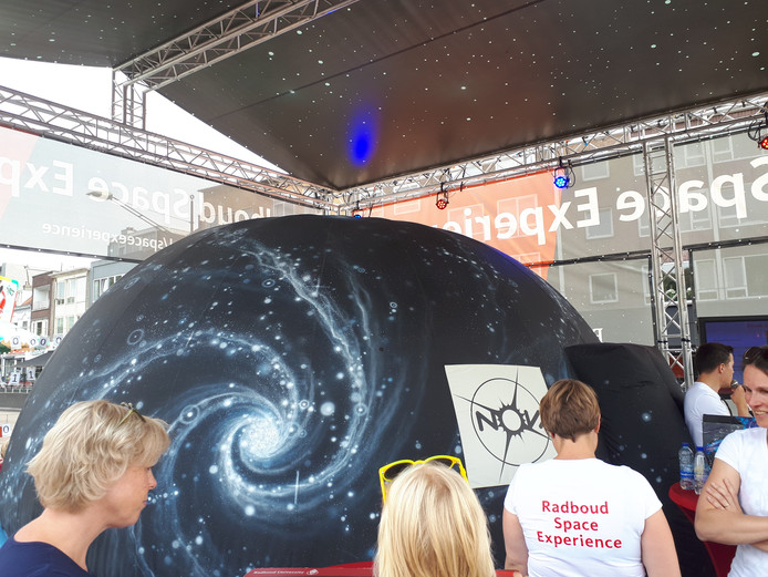 De Radboud Space Experience.