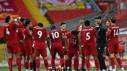 Een titel die drie maanden on hold stond, nu de tranen bij Klopp: een blik achter de ontlading bij Liverpool na 30 jaar wachten