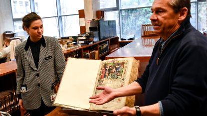 """KBR legt laatste hand aan nieuw museum met oude handschriften: """"Niveau van die miniaturen is uitzonderlijk"""""""