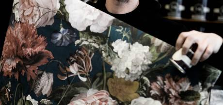 100 jaar in Enschede: schildersbedrijf H.Becker & Co