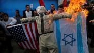 Duizenden betogers in Gaza-Stad tegen vredesplan van Trump
