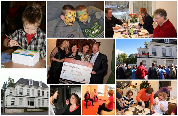 Een overzicht van de activiteiten van de Nije Stichting in beeld.