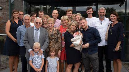Zestig jaar gehuwd en twee viergeslachten bij familie Lemmens
