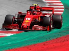 Ferrari likt wonden na kwalificatie: 'Proberen positief te blijven, al is dat lastig'
