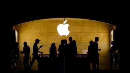 Apple is nu meer dan 1 biljoen dollar waard