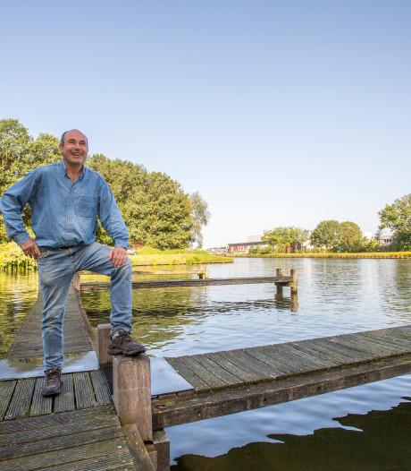 'Informele' havenmeester Sjef van Hoorn:  'Ga passantenhaven in Lochem opknappen in plaats van een  nieuwe haven aan te leggen'