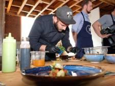 Kinderfoodtruck serveert gezonde fastfood op vijfde editie van Smaakmeesters