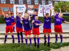 De Wiz@rd uit Deventer wordt vijfde op NK Schoolvoetbal