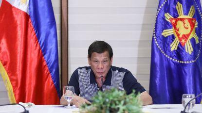 Filipijns president Duterte krijgt bijzondere machten in strijd tegen coronavirus