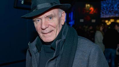 Acteur Frank Aendenboom (76) plots overleden