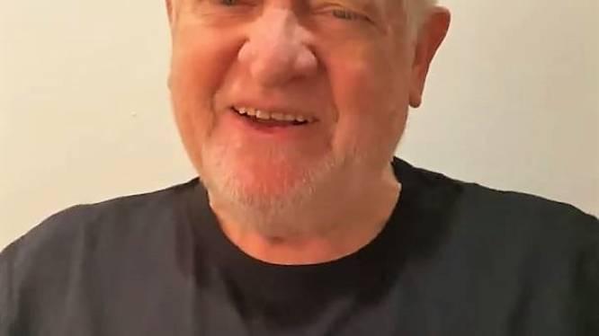 """Nonkel Jef is heel blij met kledinglijn van Heulse superfan: """"Ierse, Doarse!"""""""
