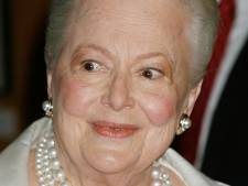 Hollywoodlegende Olivia de Havilland (101) stapt naar de rechter