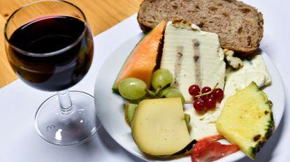 Kaas- en wijnavond in Sint-Catharinacollege