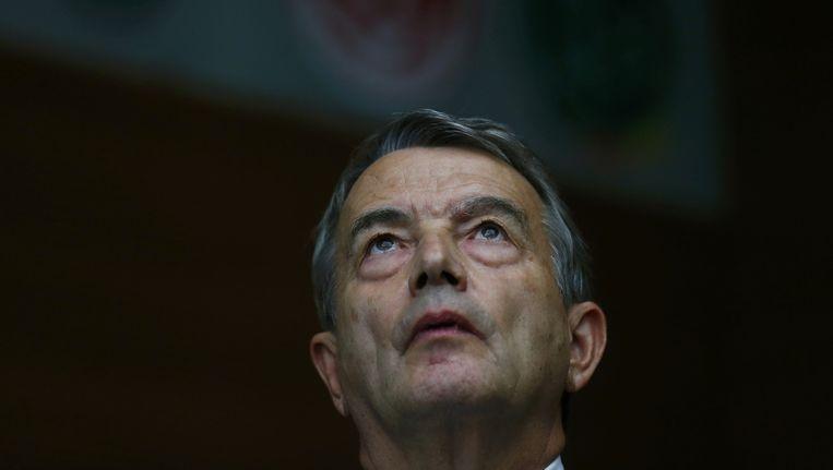 Wolfgang Niersbach. Beeld reuters
