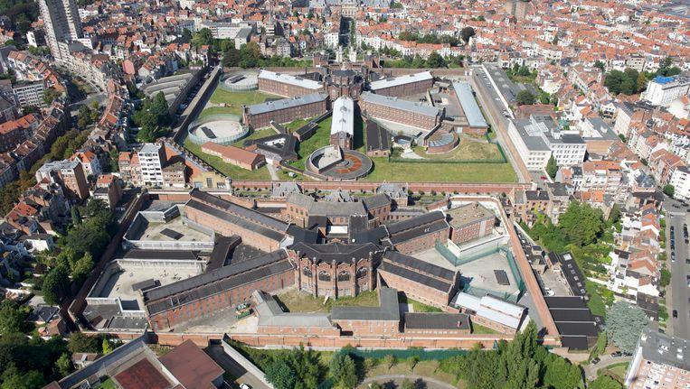 De overbevolking in de Brusselse gevangenissen blijft het meest acuut.