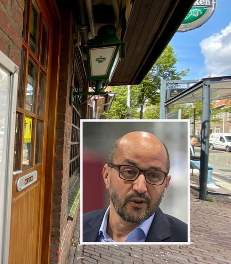 Marcouch verbaasd dat 'drugscafé' weer open mag: 'Hoeveel bewijs wil je hebben?'
