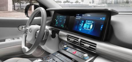 Vodafone gaat alle nieuwe Hyundai's met internet verbinden