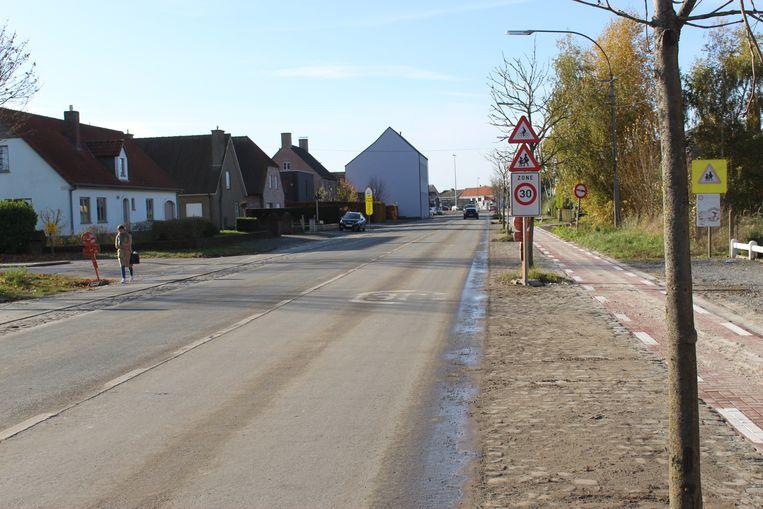 Je kan weer in twee rijrichtingen door in Aalter-Brug.