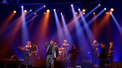Zaterdag in Lotenhulle: Peter Versluys en Luc De Vlieger in Blue Blot Tribute Band