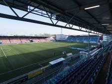Ook FC Den Bosch wil tijdelijke werkloosheidsuitkering voor spelers