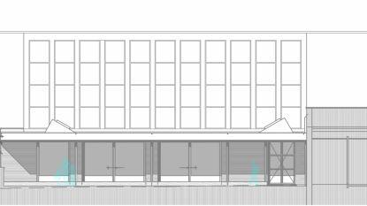 Stad bouwt ontmoetingscentrum in schoolgebouw in Eine