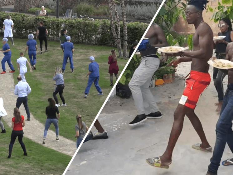 Dit dansje verovert de hele wereld: symbool voor verbondenheid tijdens coronacrisis