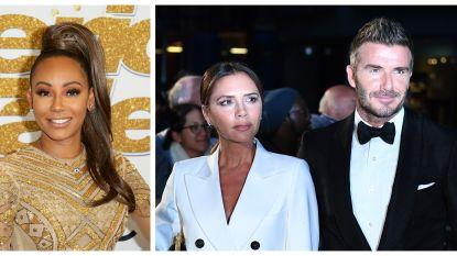 """Mel B is overtuigd: """"David Beckham is de ware voor Victoria"""""""