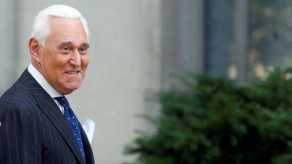 VS-Ministerie van Justitie verlaagt strafeis tegen Trump-adviseur Stone na klacht van Trump