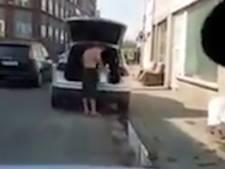 Il vole dans le coffre d'un véhicule de police à Charleroi, mais se fait pincer