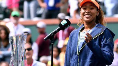 """20-jarig Japans toptalent beleeft sprookje en wint Indian Wells, met grappige speech tot gevolg: """"Hallo, ik ben nieuw hier"""""""