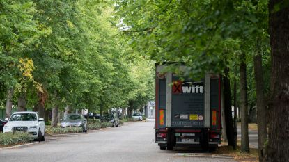 Verboden te parkeren voor vrachtwagens: Brasschaat wil als eerste in Vlaanderen volledig verbod