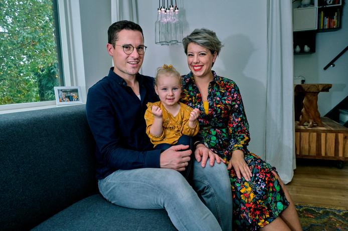 De ouders van Linde zijn blij verrast door de crowdfundingactie die een vriendin heeft opgezet. ,,Zo bijzonder dat mensen die ons helemaal niet kennen, geld doneren.''