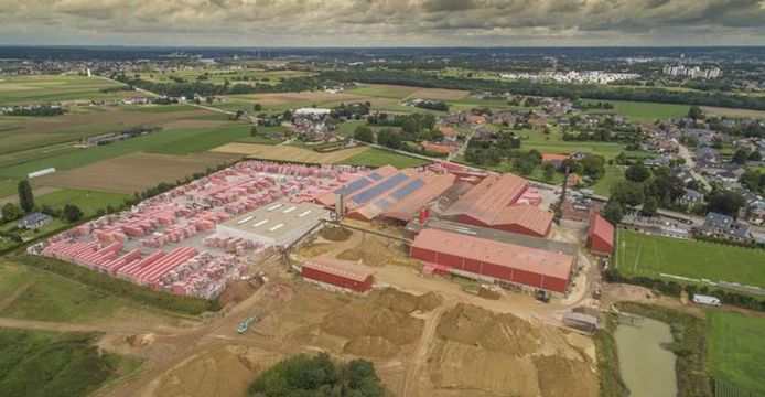 De groeiplannen op korte en op lange termijn zullen ervoor zorgen dat de site in totaal rond de 31 hectare groot zal zijn.