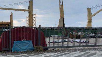 Dokwerker overleden in Antwerpse haven bij lossen van buizen