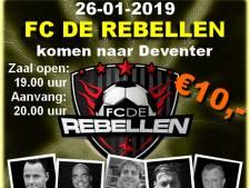 Avonturen Van der Meyde en Bosvelt komen op tafel bij Go Ahead Eagles