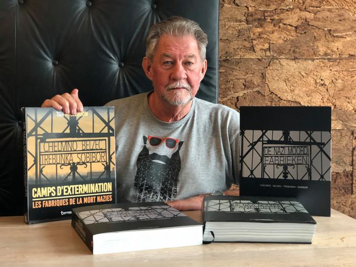 Ton Roozeboom, auteur van De Nazi Moordfabrieken