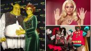 Shrek, Barbie en Lego: dit waren de allerleukste celeb-kostuums voor Halloween