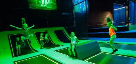 Streetjump Veldhoven open: 'Zoveel trampolines om uit te kiezen'