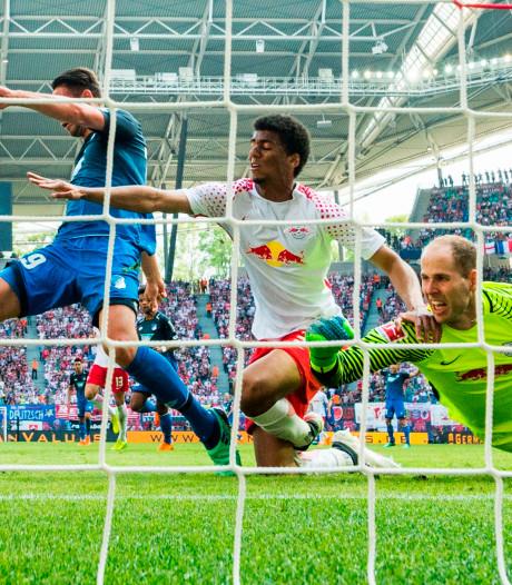 Hoffenheim geeft Leipzig draai om de oren in strijd om CL-tickets