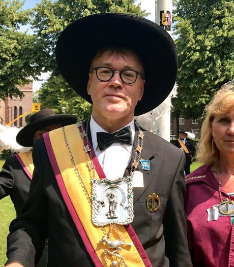 Henk Derks is de nieuwe gildekoning van Sint Anthonis