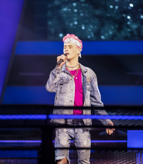 Ziggy 'The Voice' Krassenberg uit Zutphen geholpen aan poliep op stembanden