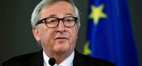 Ook Jean-Claude Juncker is niet blij met Von der Leyen